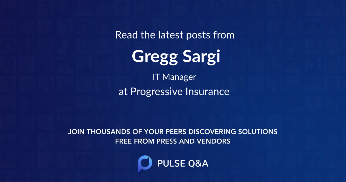 Gregg Sargi