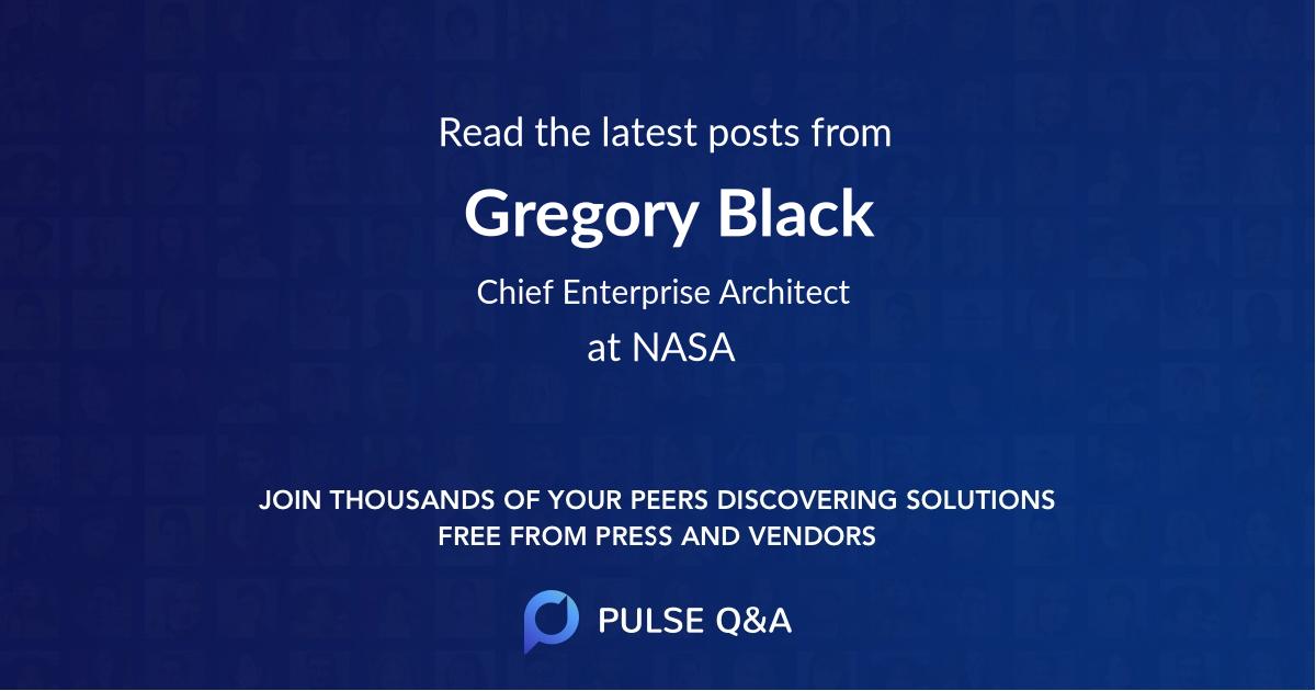 Gregory Black