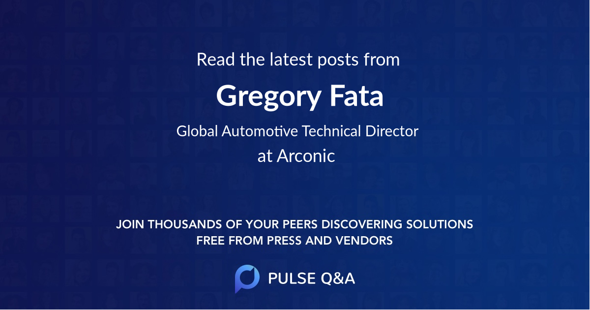 Gregory Fata