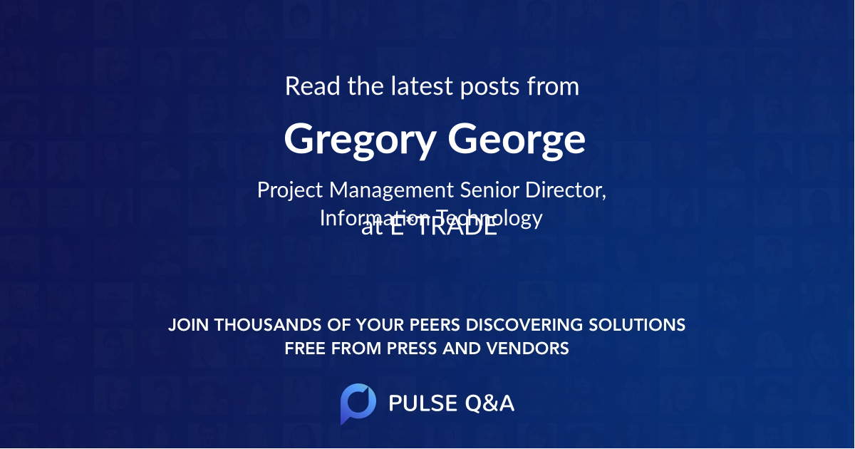 Gregory George