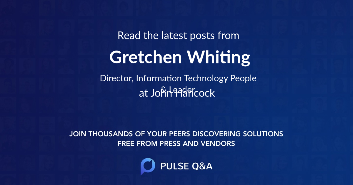 Gretchen Whiting