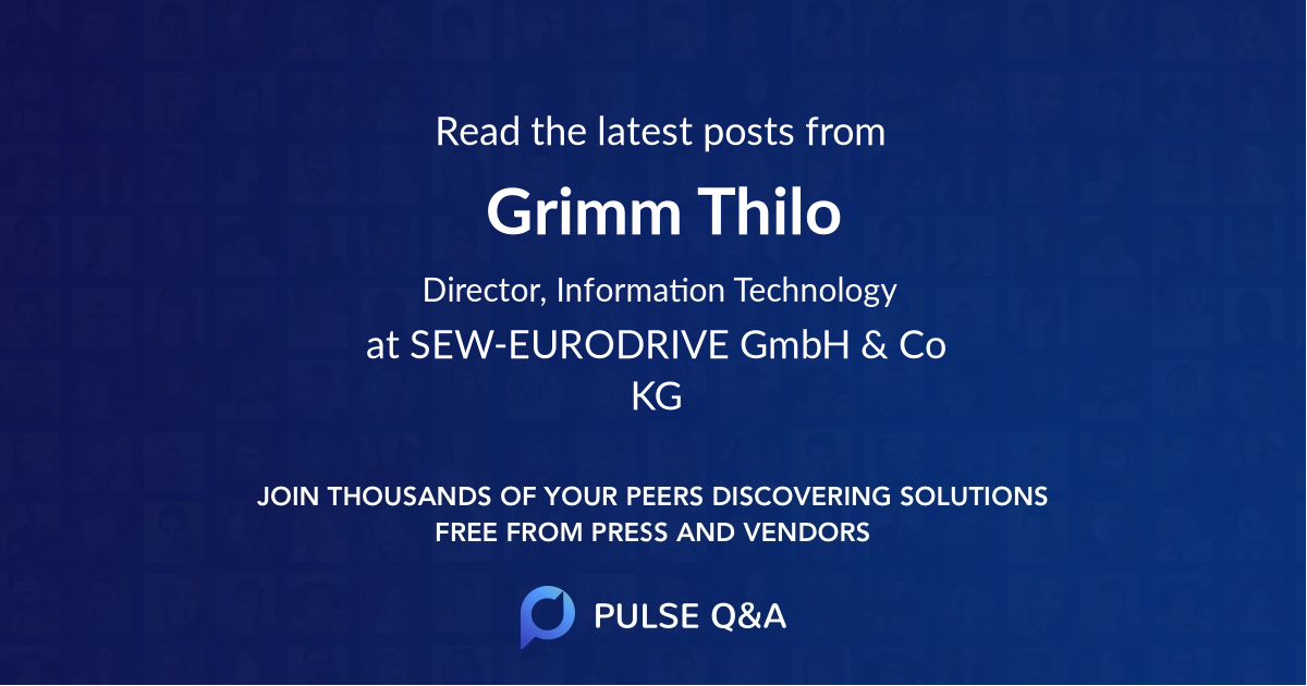 Grimm Thilo