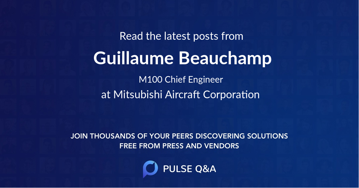 Guillaume Beauchamp