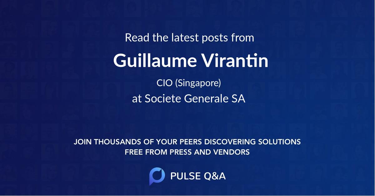 Guillaume Virantin