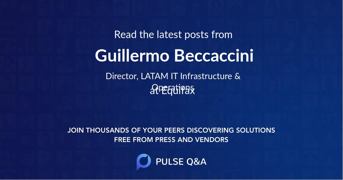 Guillermo Beccaccini