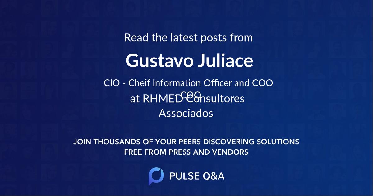 Gustavo Juliace