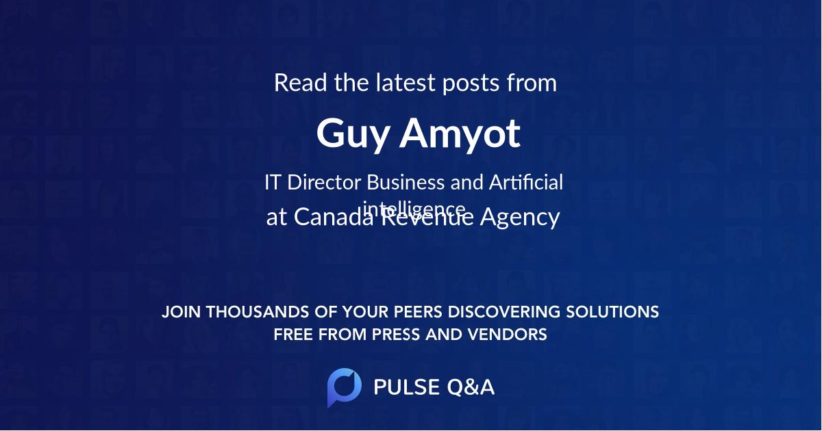 Guy Amyot