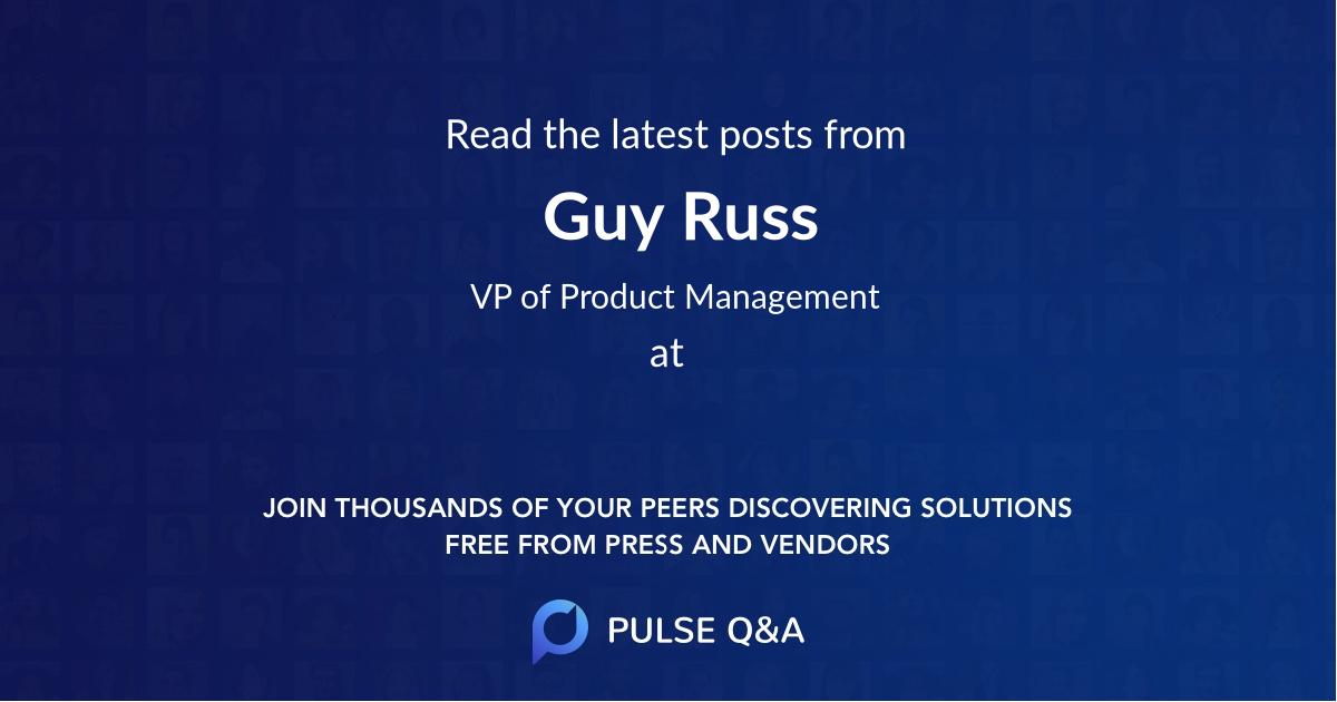 Guy Russ