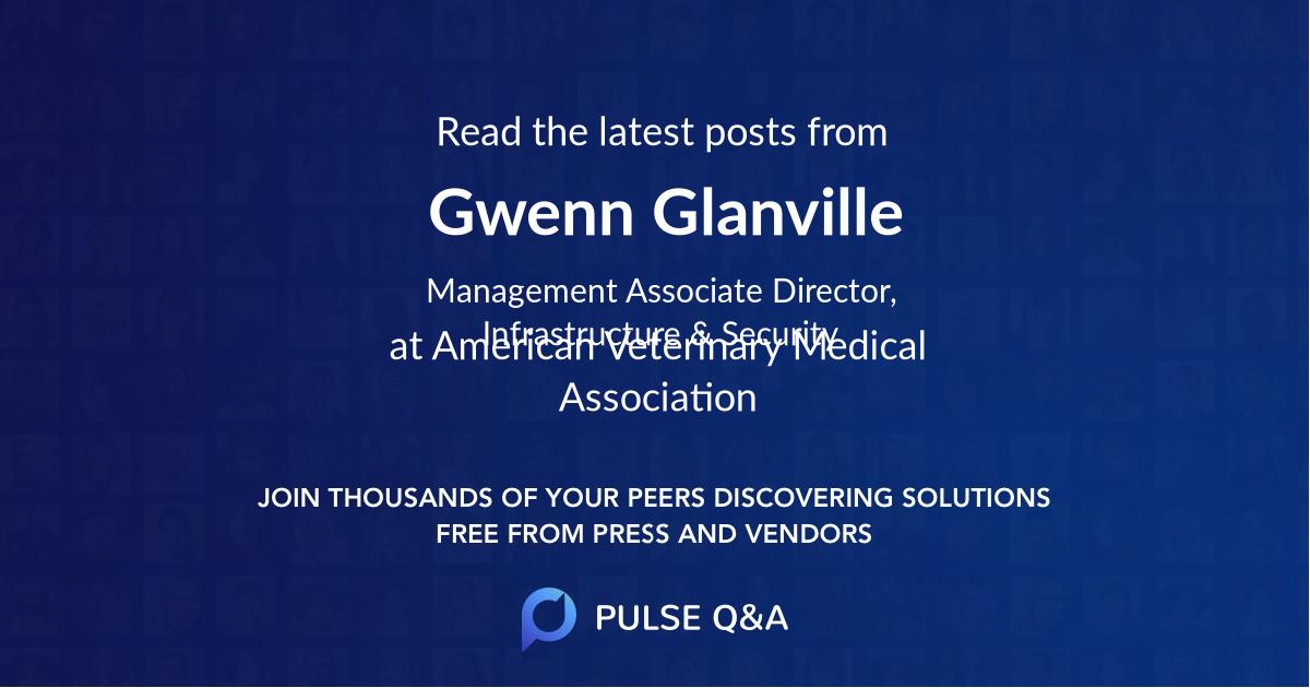 Gwenn Glanville