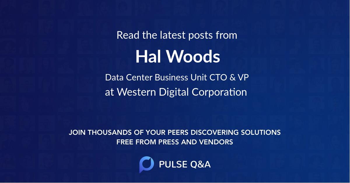 Hal Woods