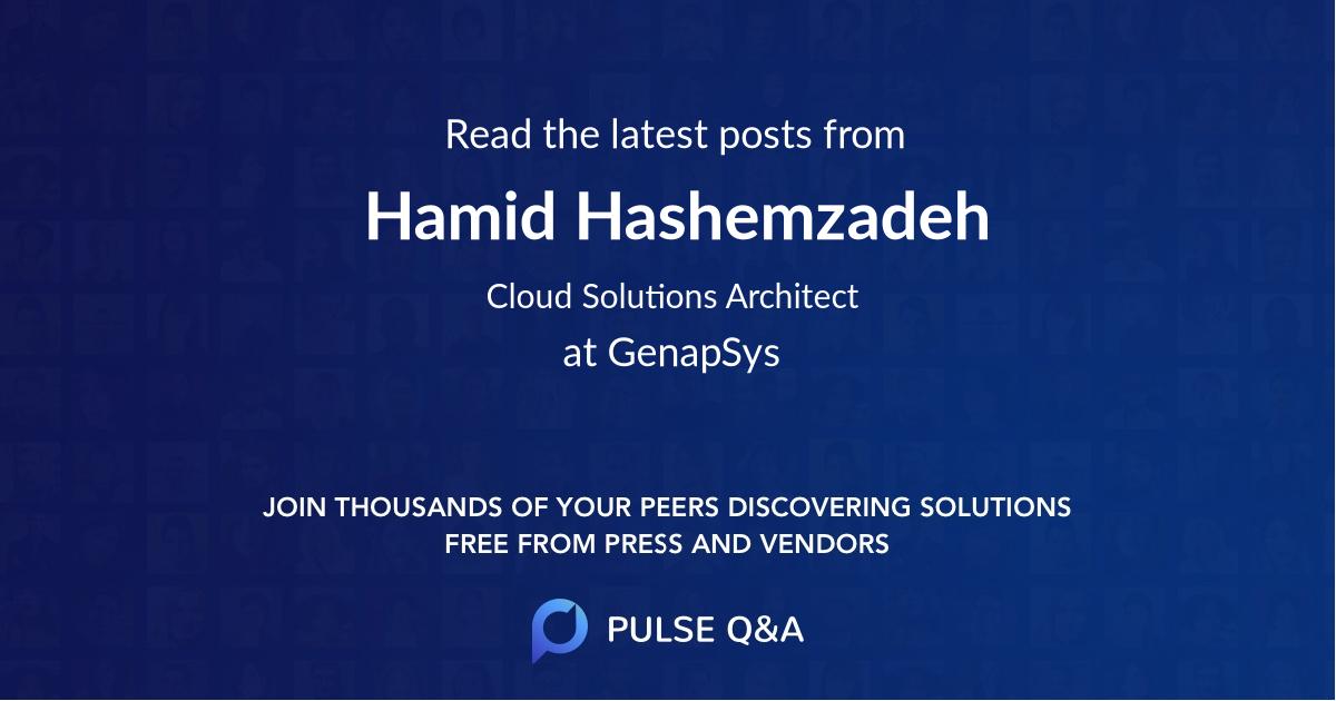 Hamid Hashemzadeh