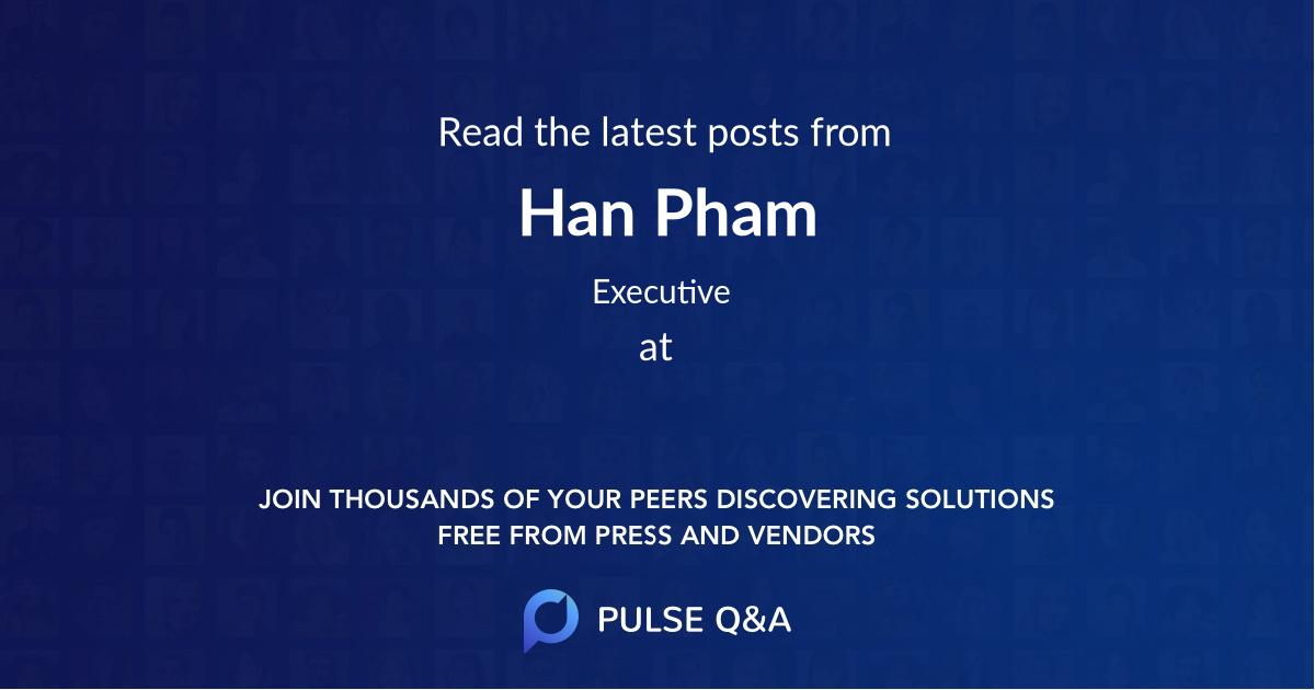 Han Pham