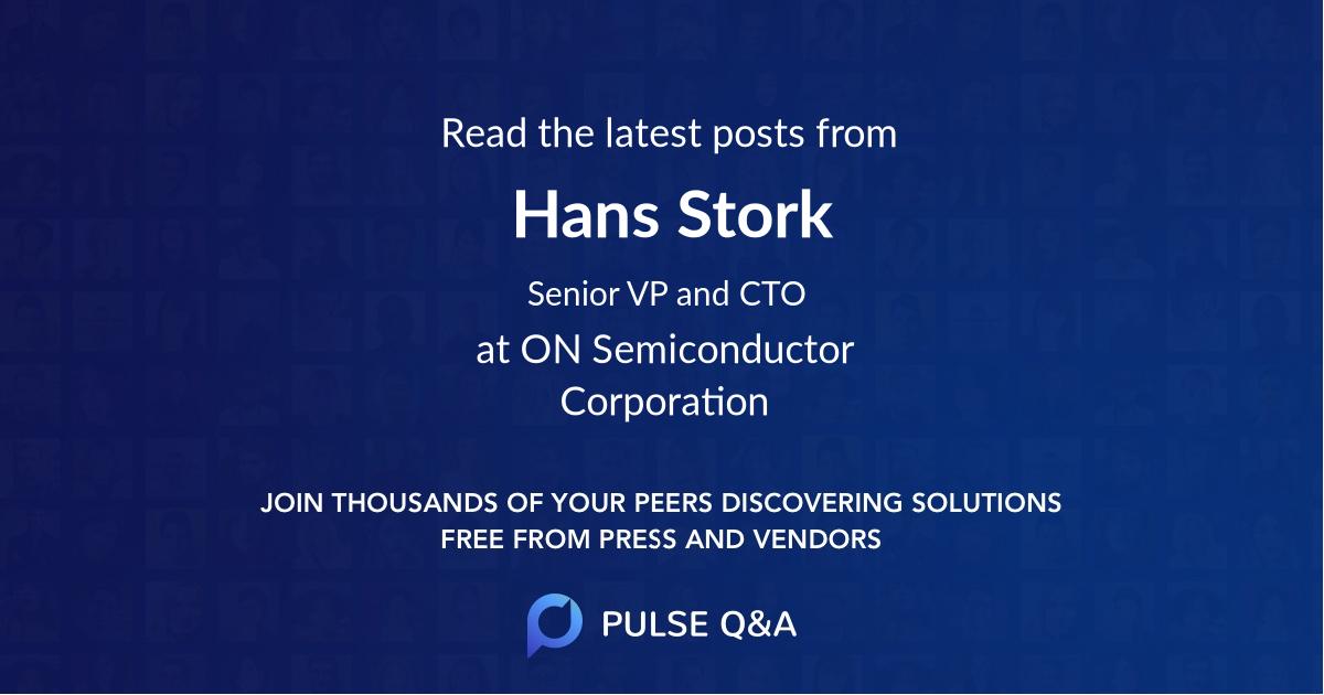 Hans Stork