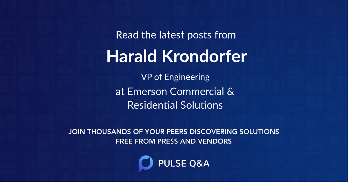 Harald Krondorfer