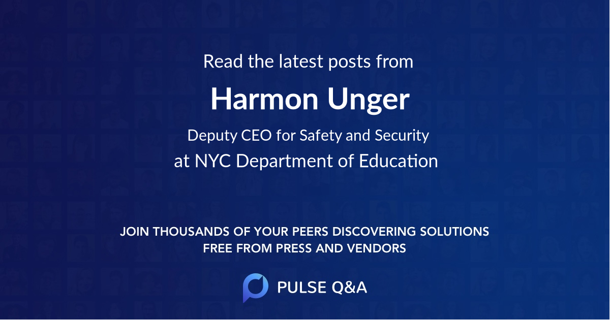 Harmon Unger