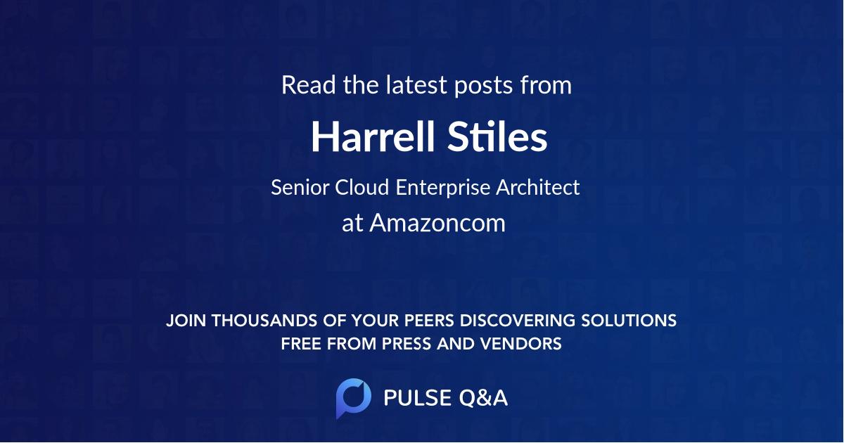 Harrell Stiles