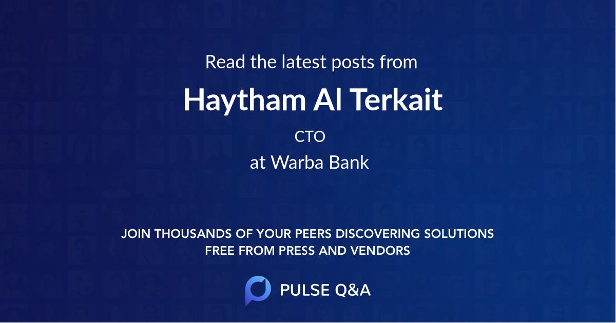 Haytham Al Terkait