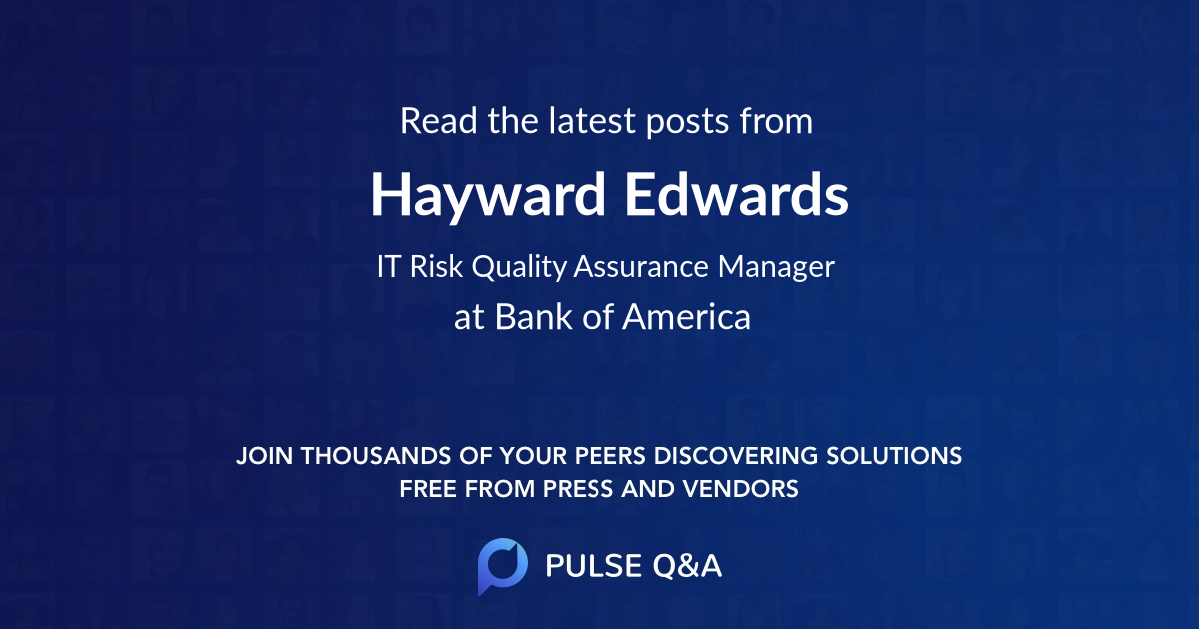 Hayward Edwards