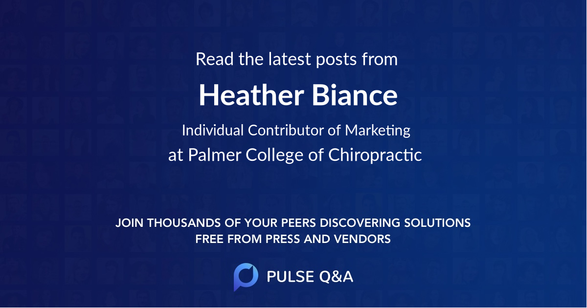 Heather Biance