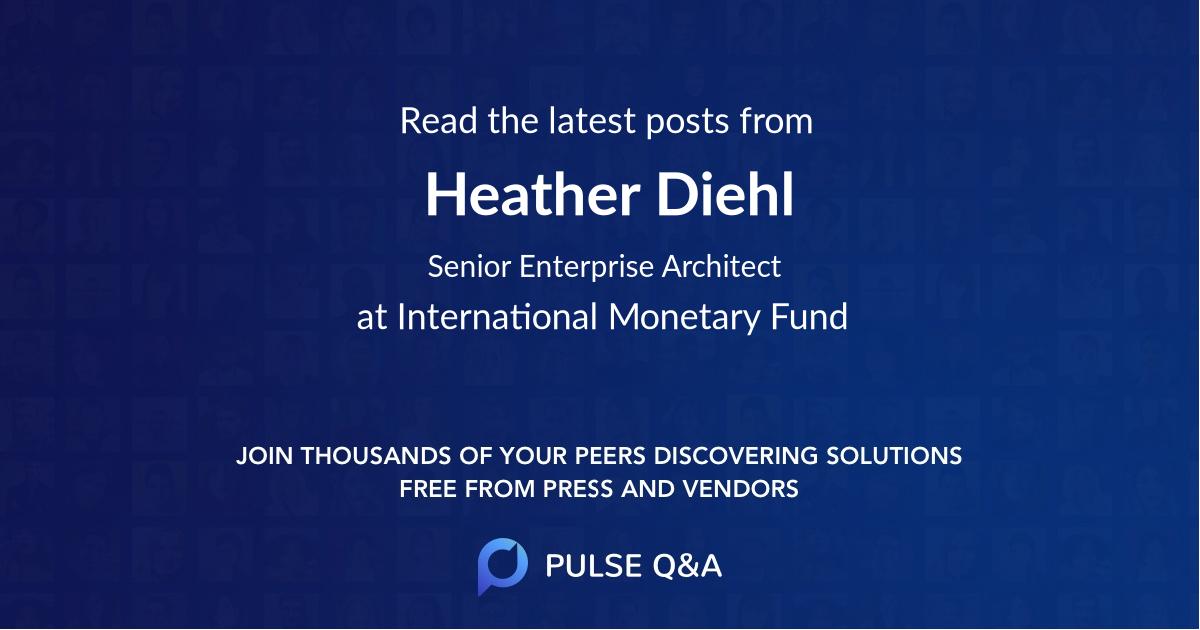 Heather Diehl