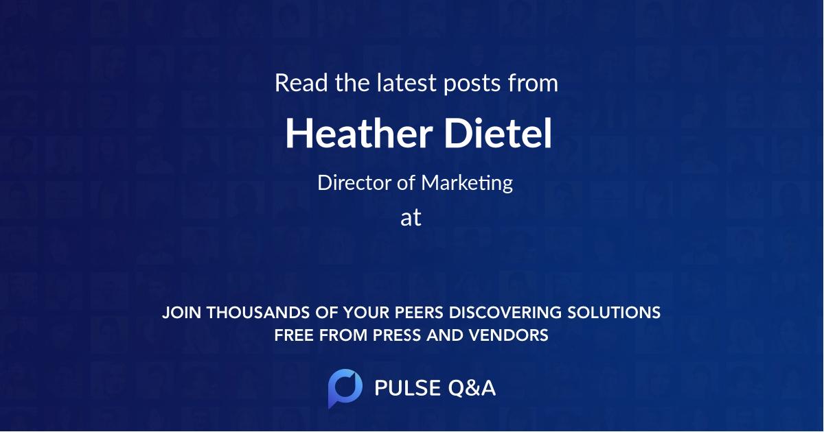 Heather Dietel