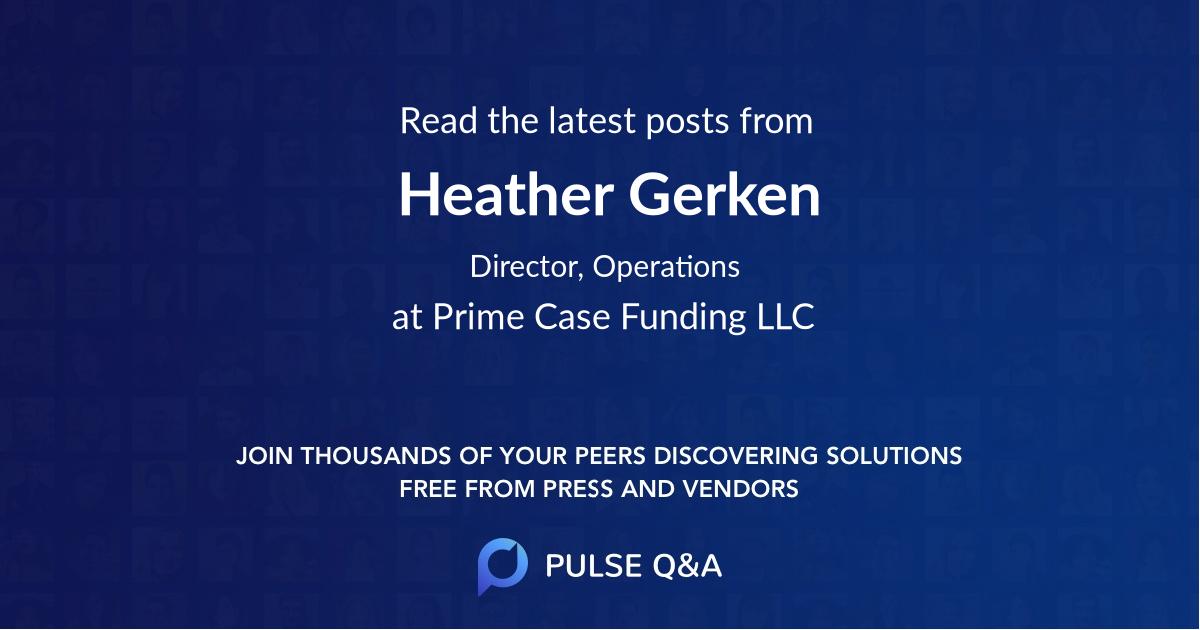 Heather Gerken