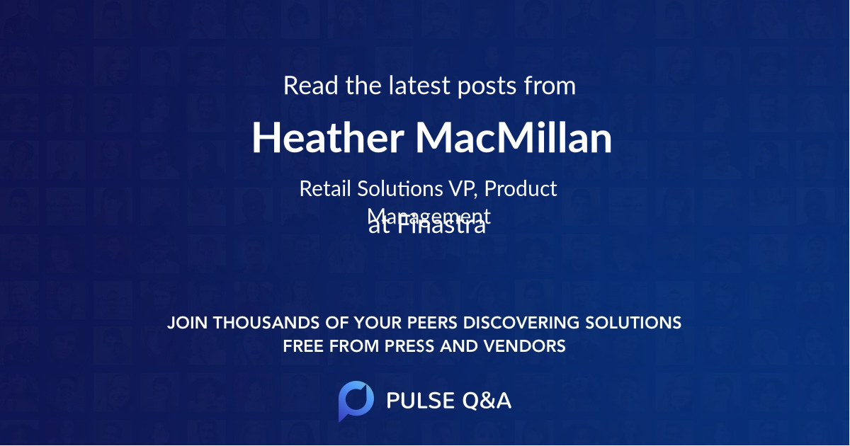 Heather MacMillan
