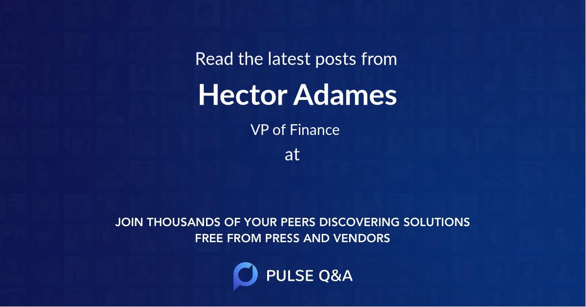 Hector Adames