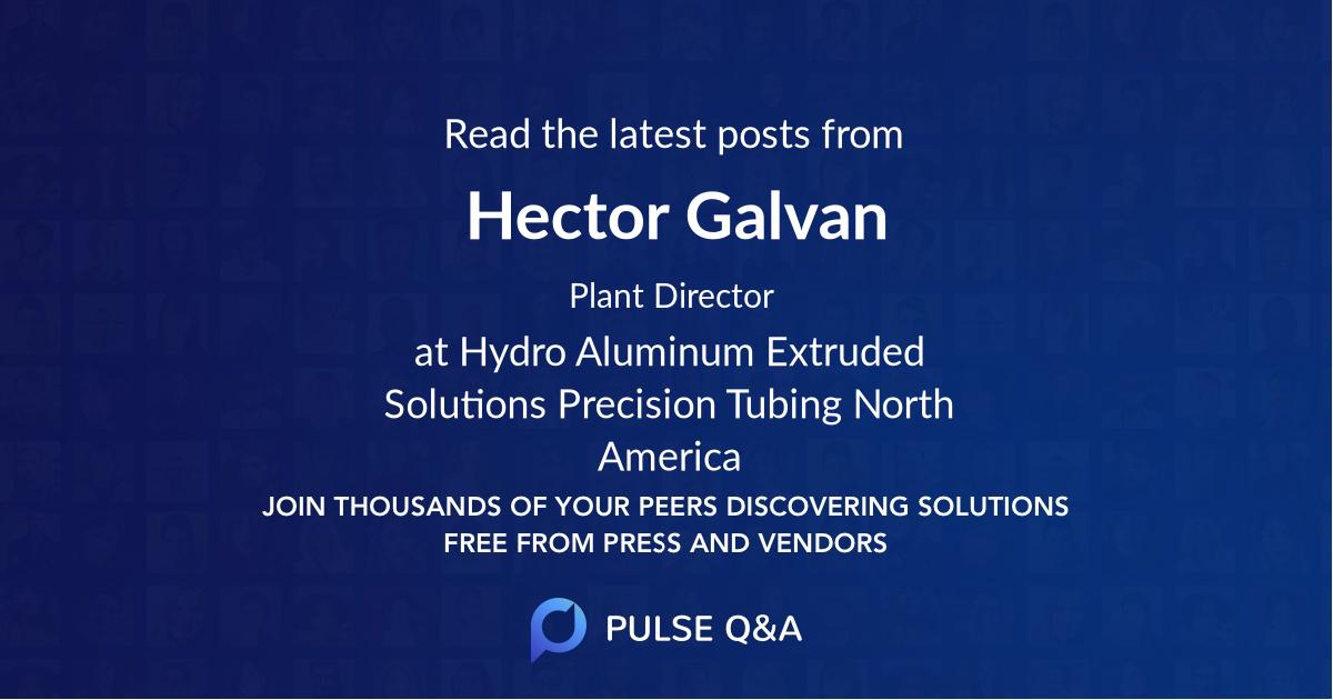 Hector Galvan
