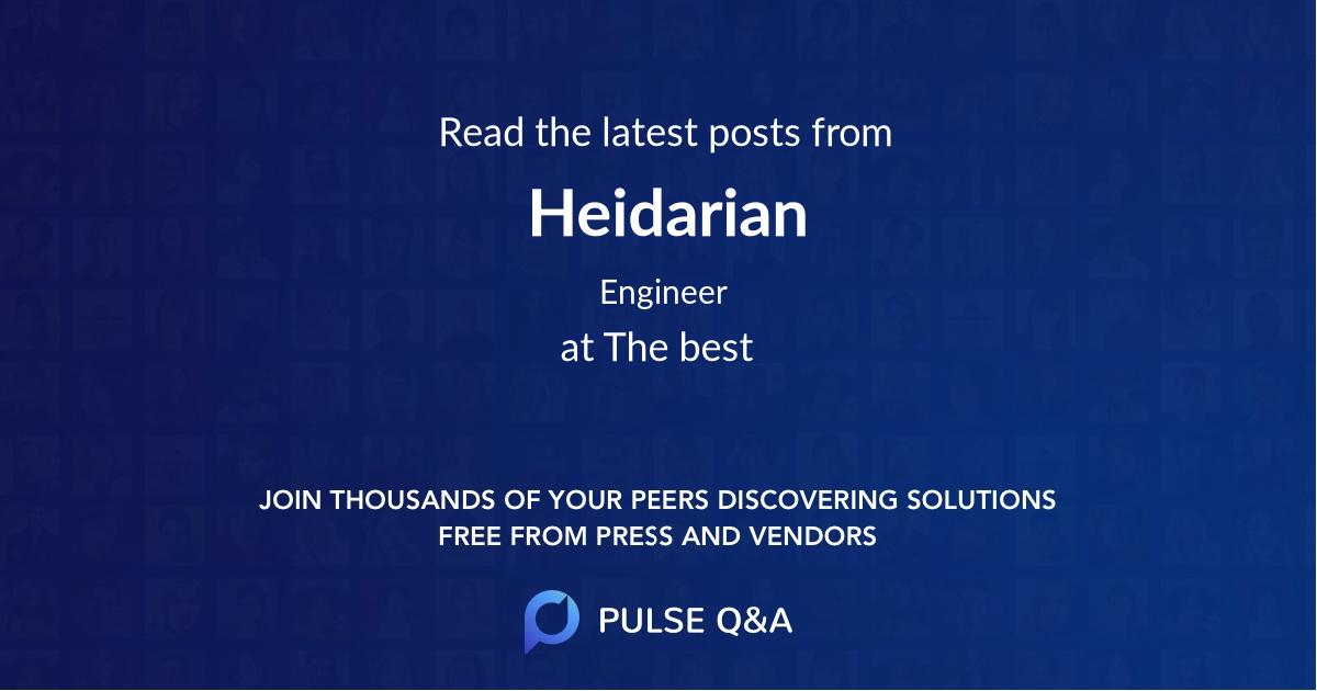 Heidarian