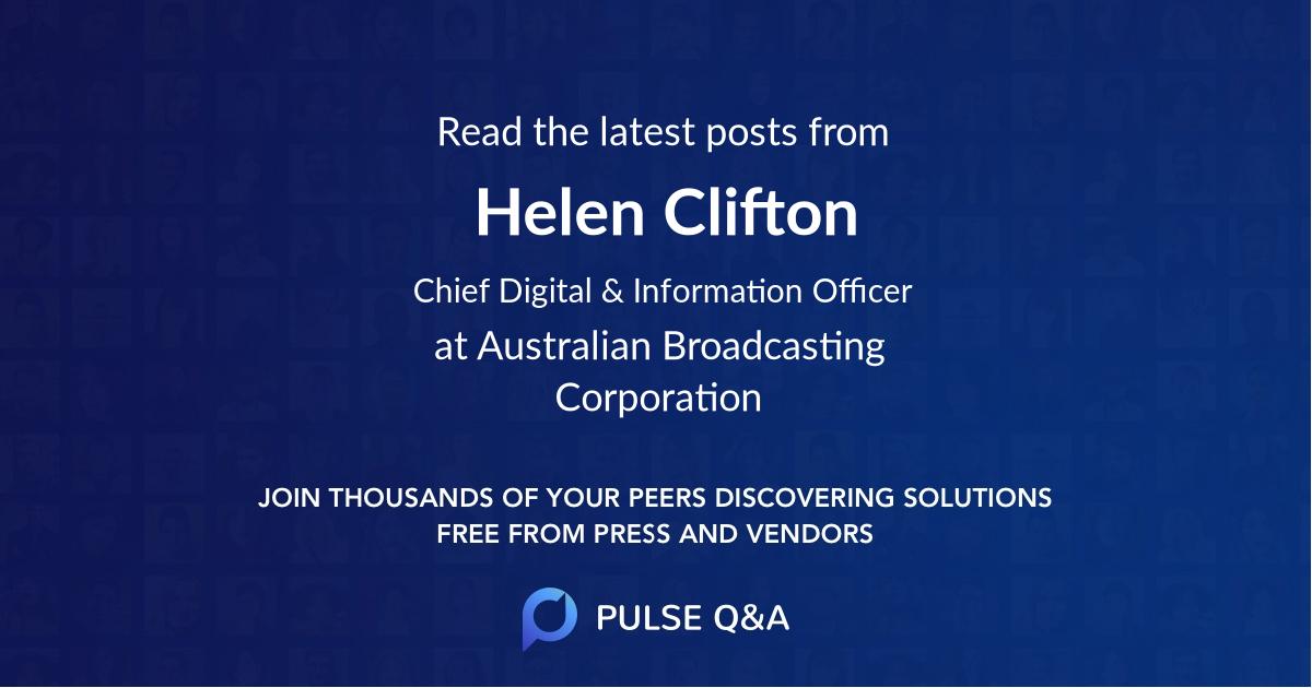 Helen Clifton