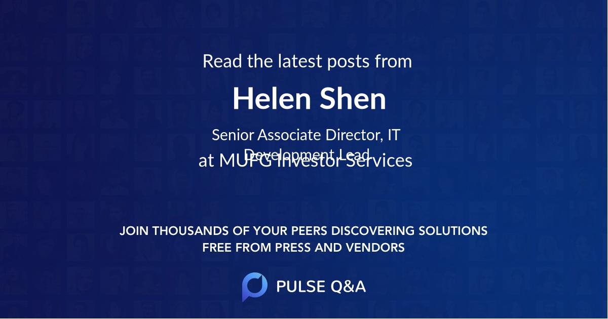 Helen Shen