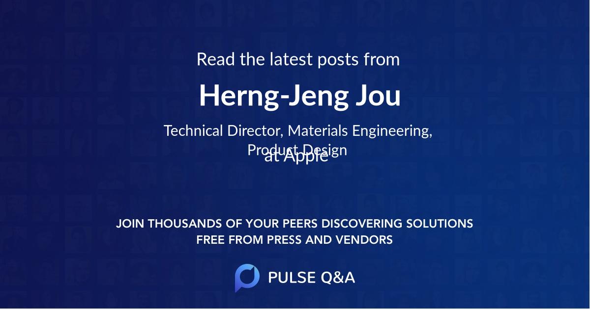 Herng-Jeng Jou