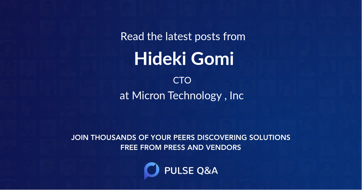 Hideki Gomi