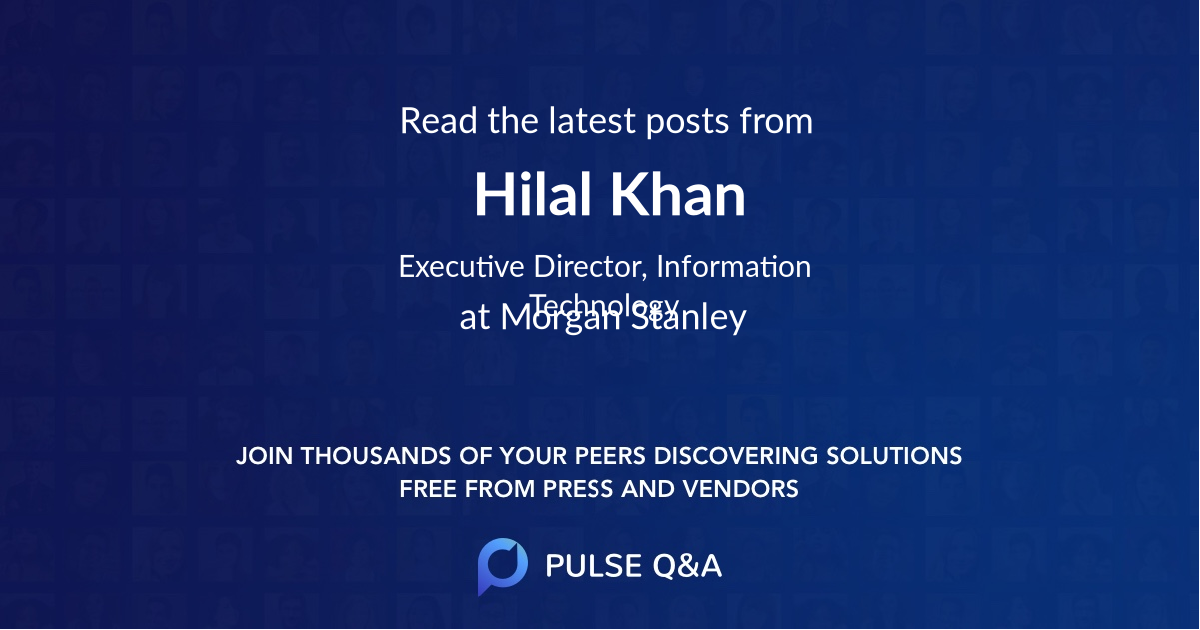 Hilal Khan