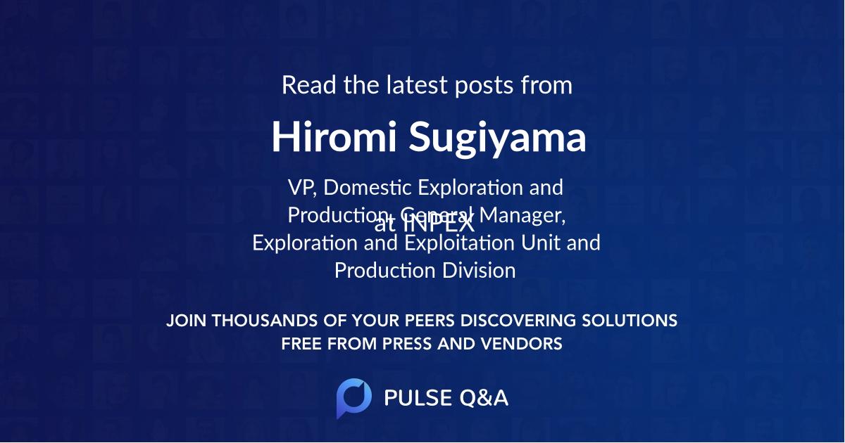 Hiromi Sugiyama