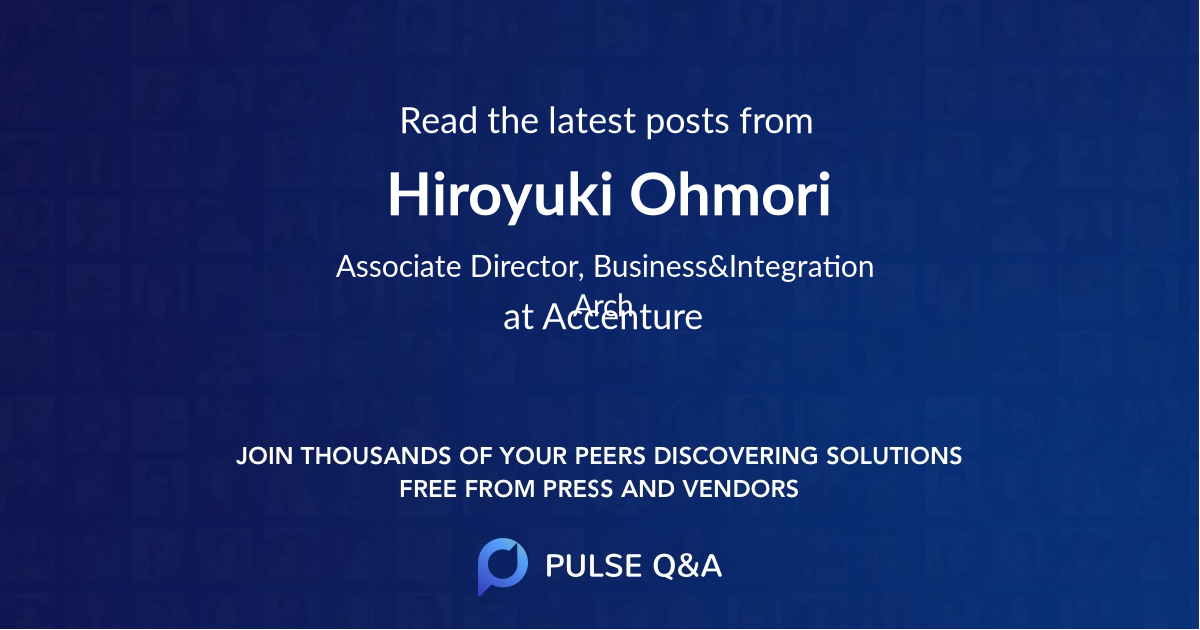 Hiroyuki Ohmori
