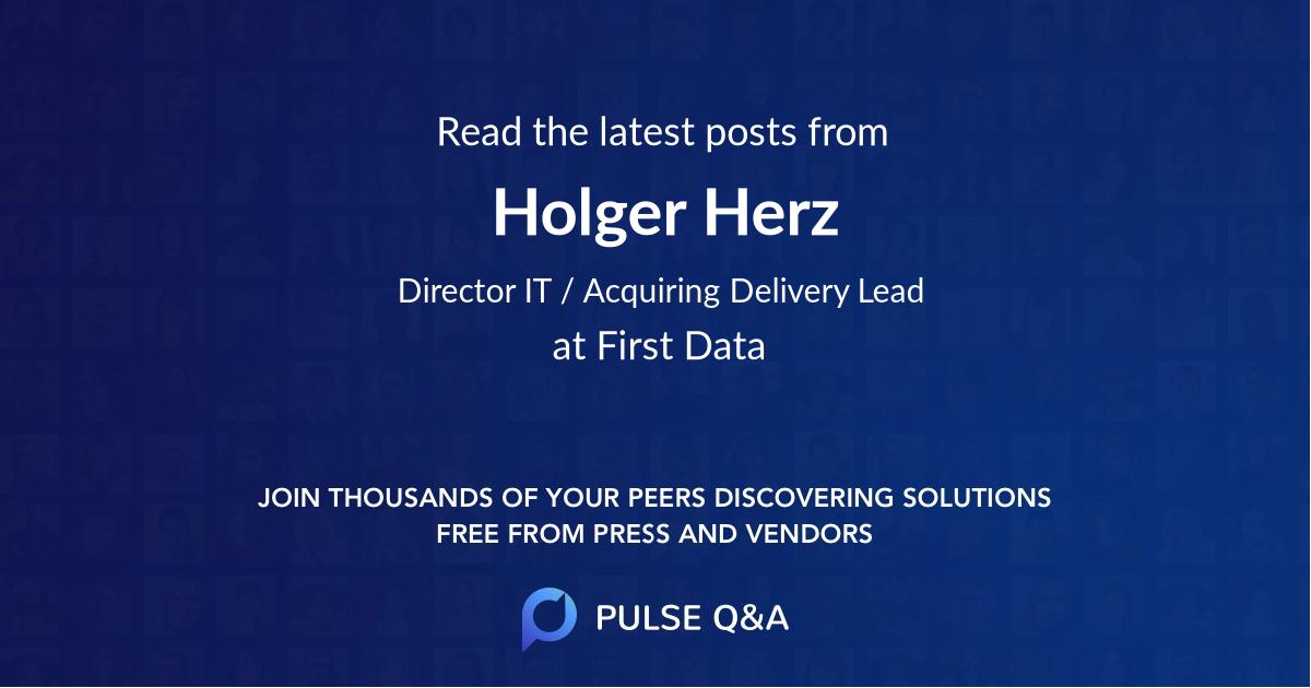Holger Herz