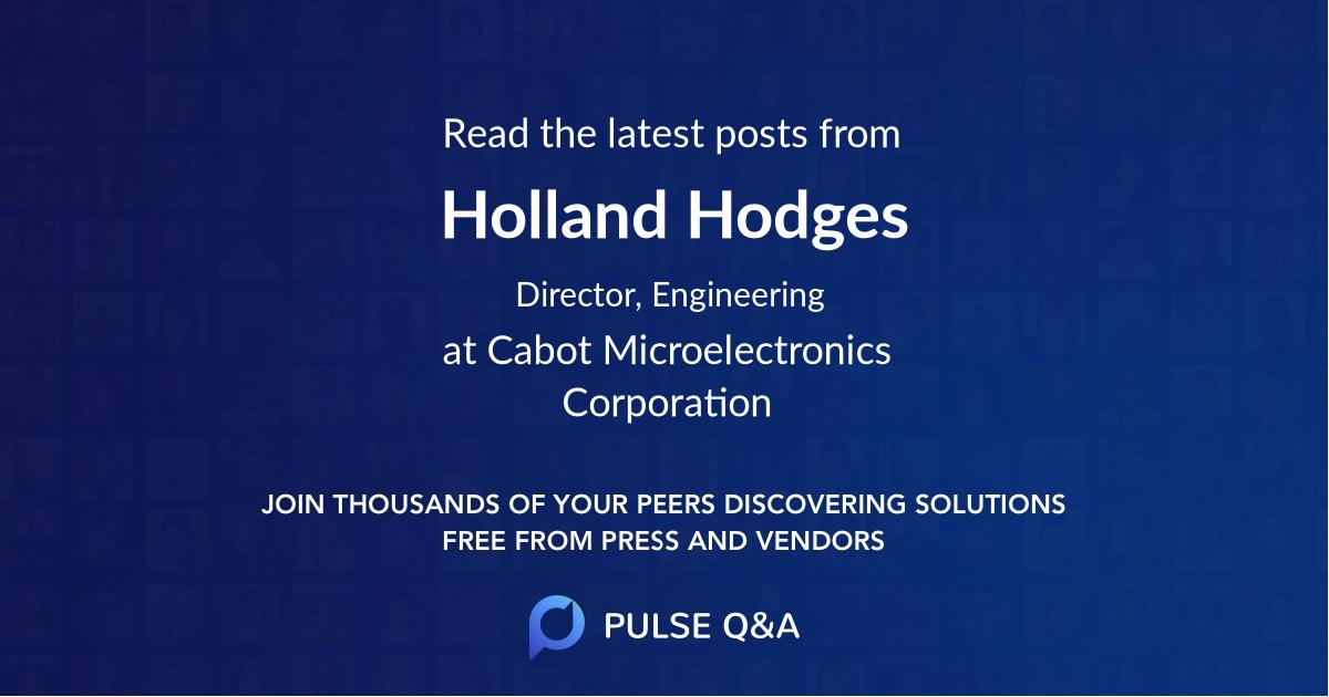 Holland Hodges
