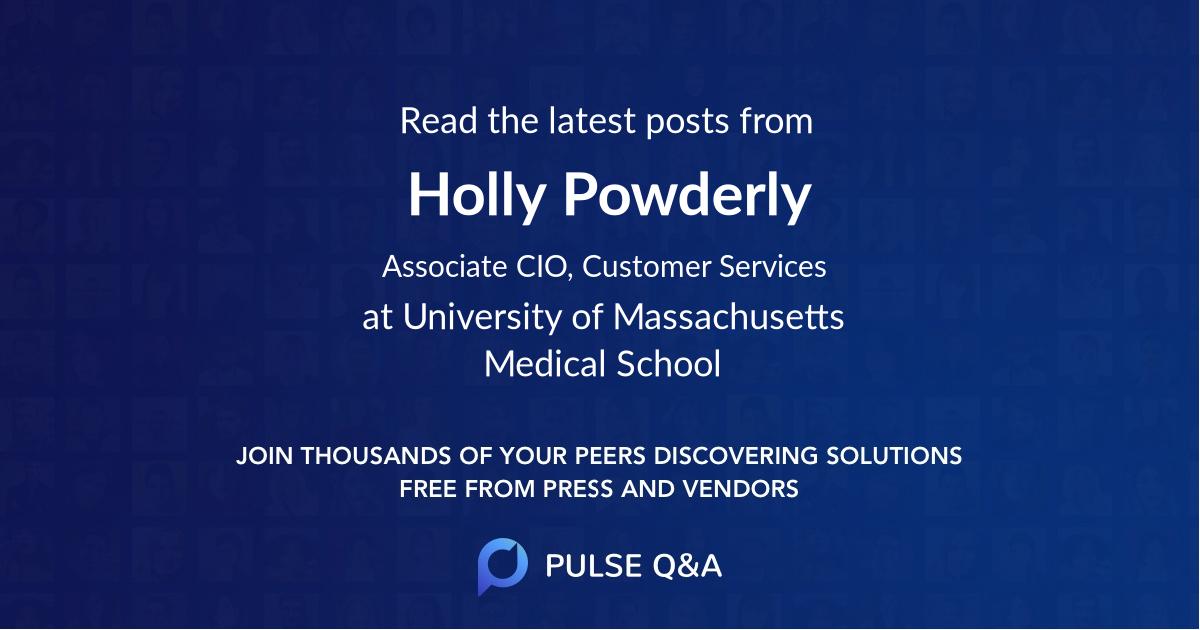 Holly Powderly