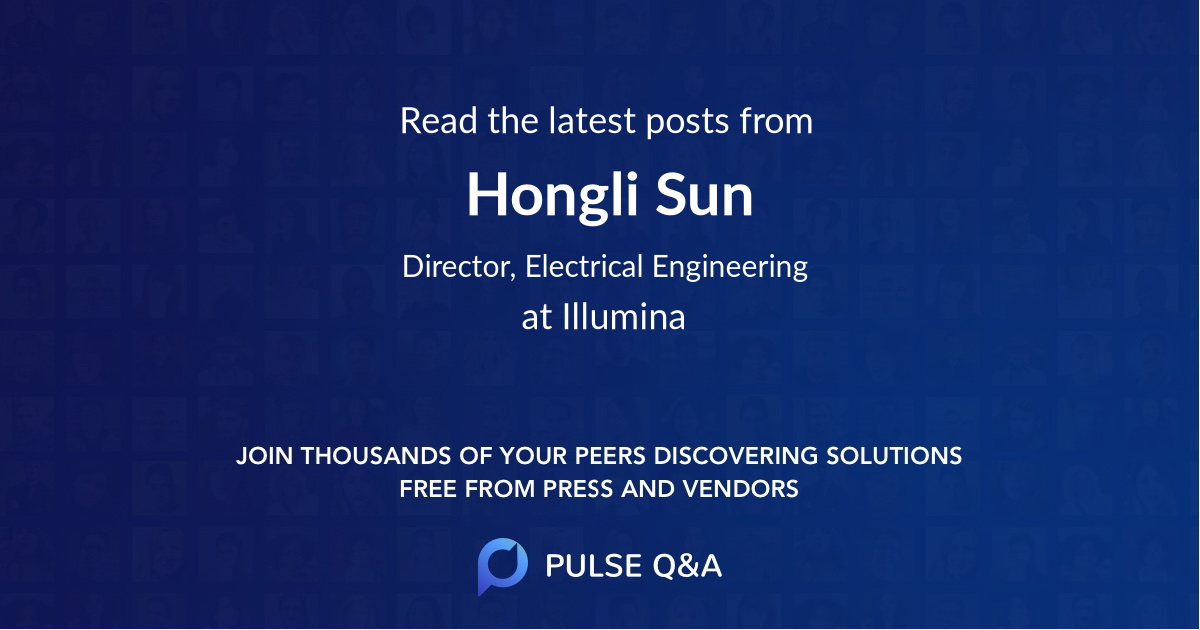 Hongli Sun