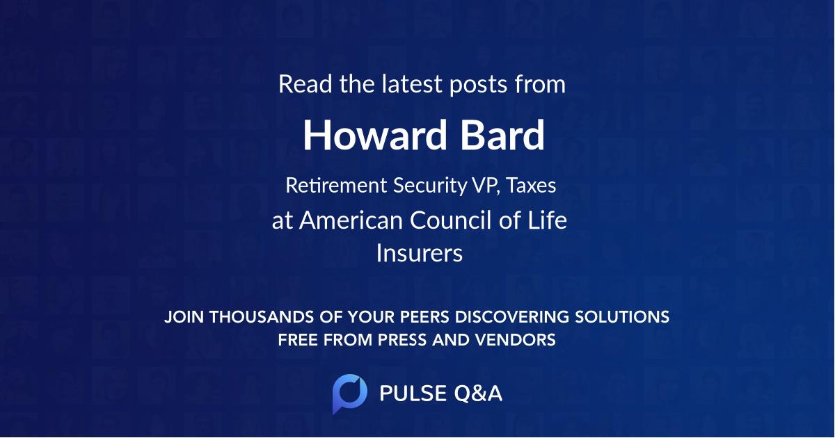 Howard Bard