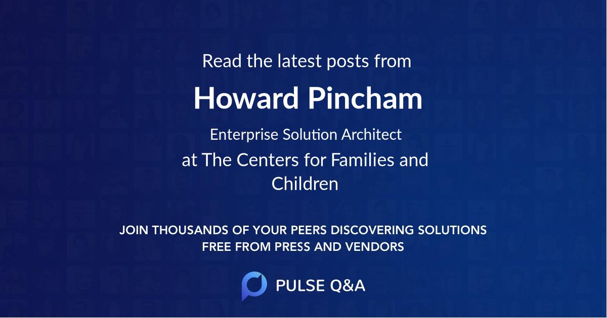 Howard Pincham