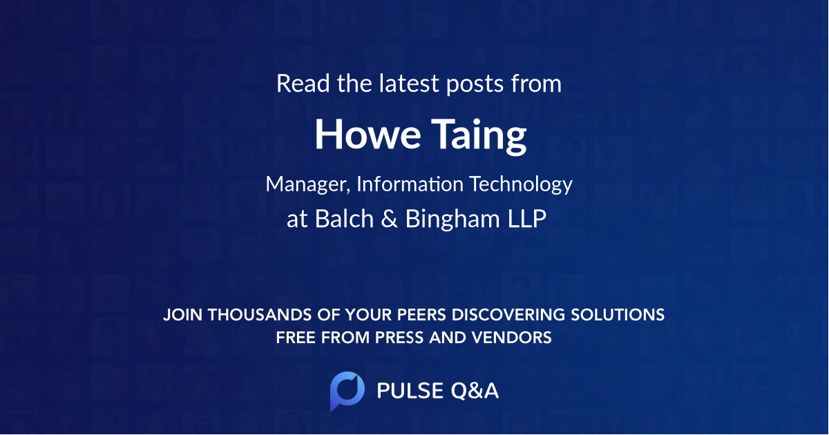 Howe Taing