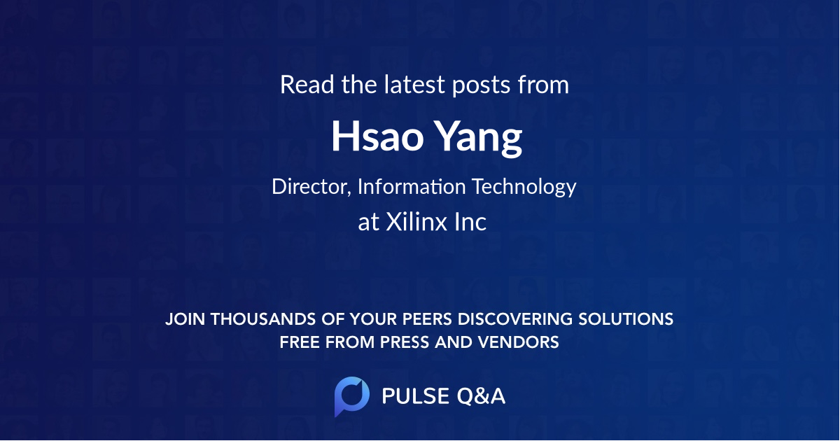 Hsao Yang