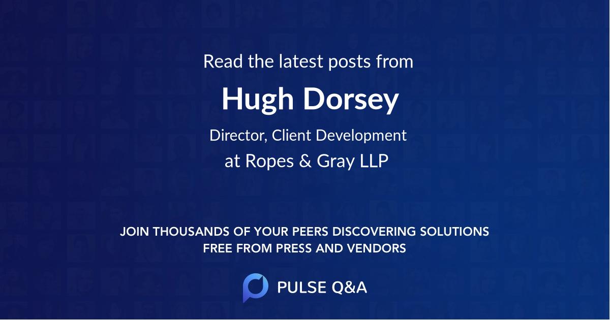 Hugh Dorsey