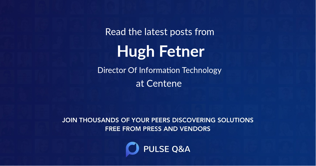 Hugh Fetner