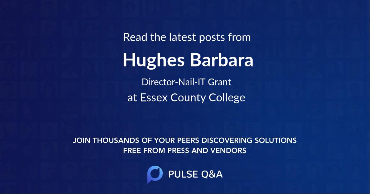 Hughes Barbara