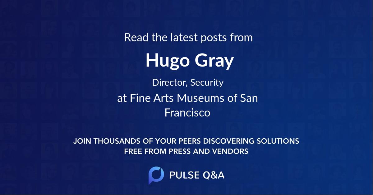 Hugo Gray