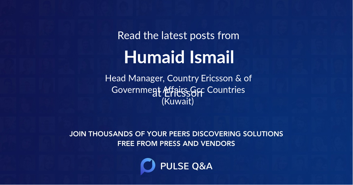 Humaid Ismail